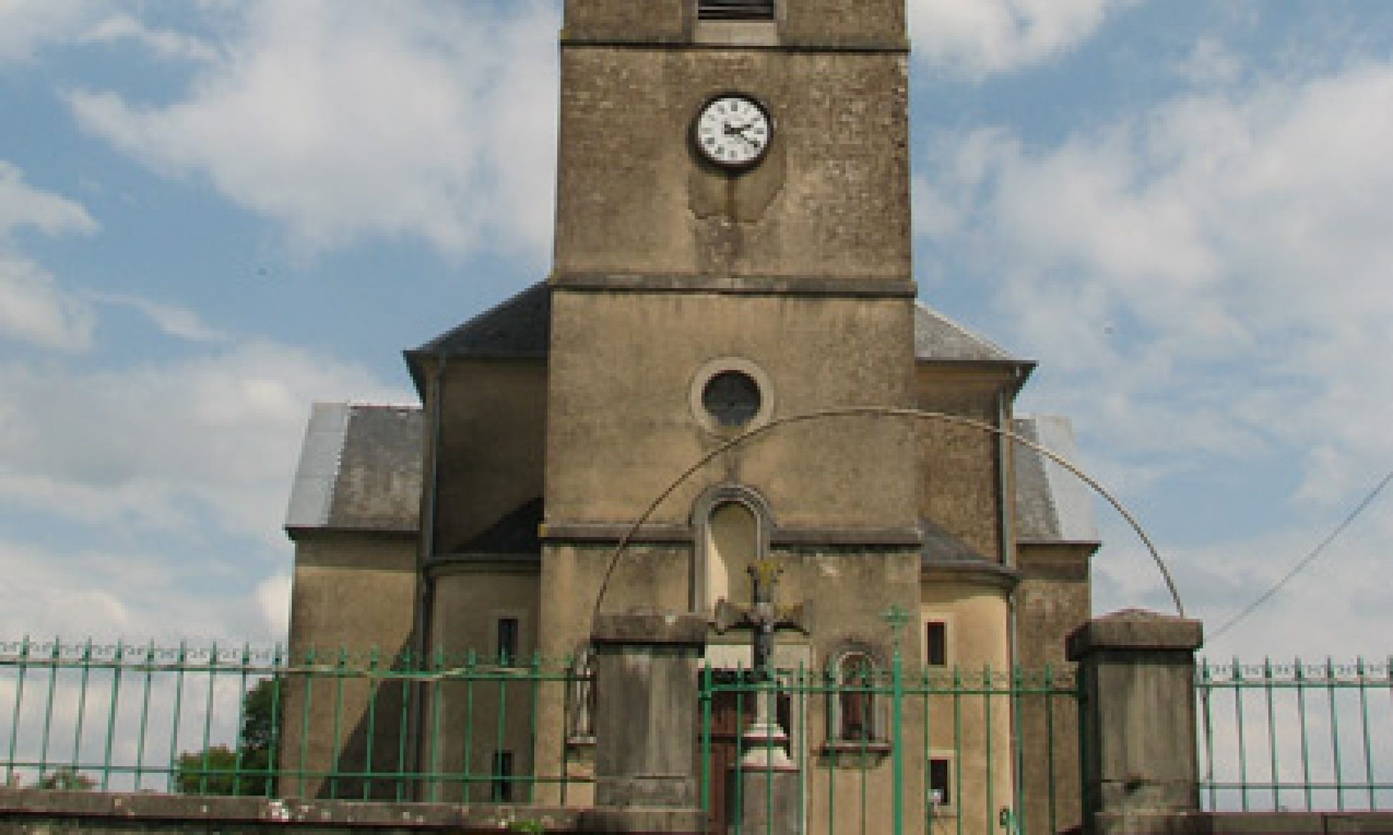 LA ROMAINE (Haute-Saône)